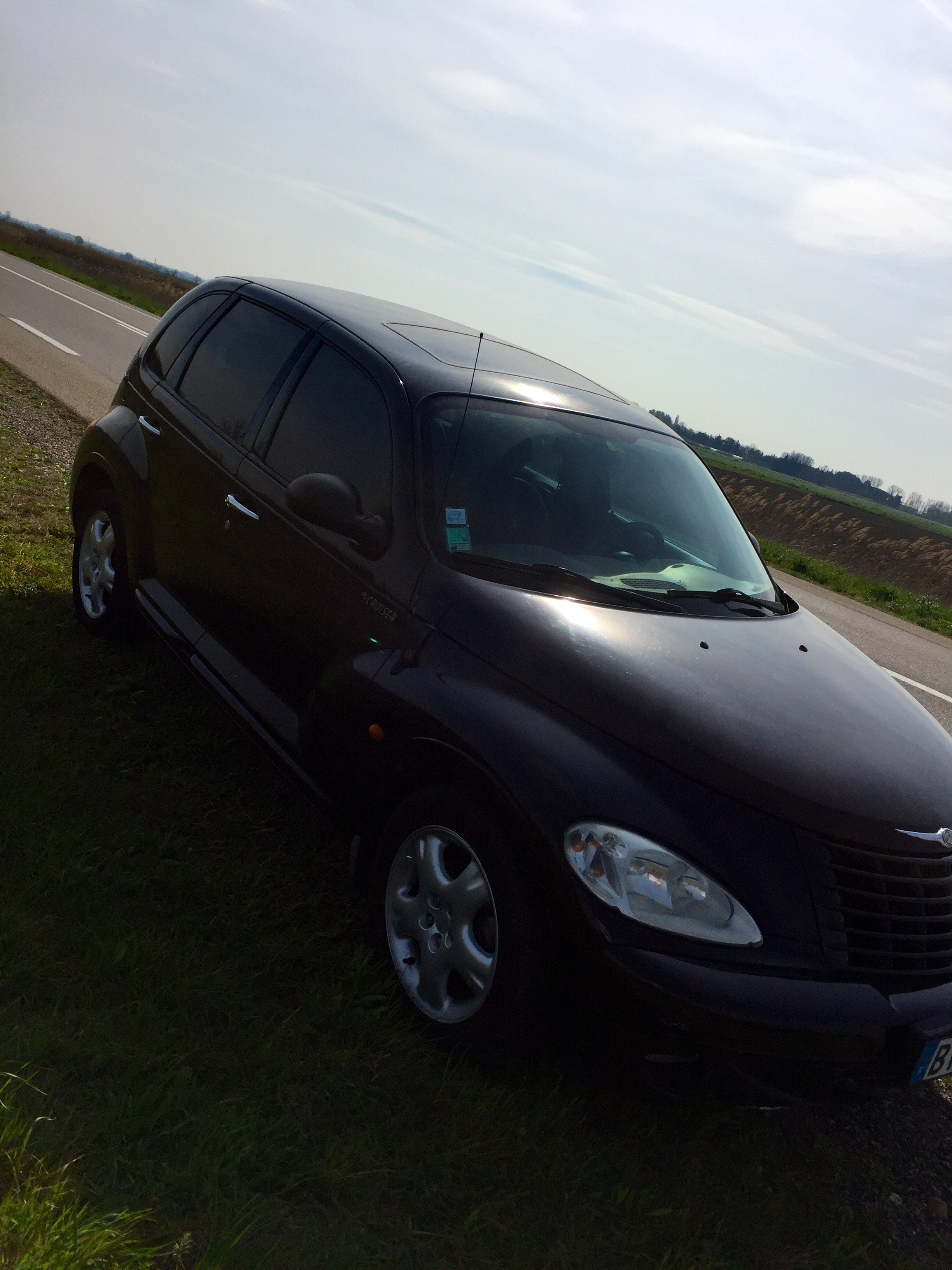Chrysler Pt cruiser 2,2 CRD 120 Touring, 2002, Diesel - Compacte Toulouse (31)
