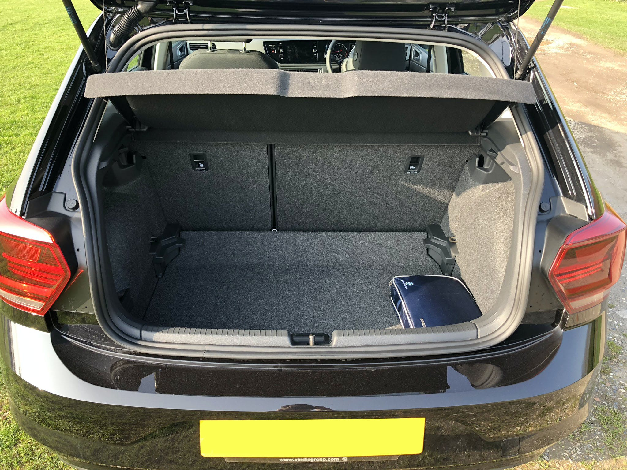 Volkswagen Polo with Air conditioning