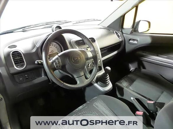 location opel agila 2007 diesel bourg en bresse bourg en bresse. Black Bedroom Furniture Sets. Home Design Ideas
