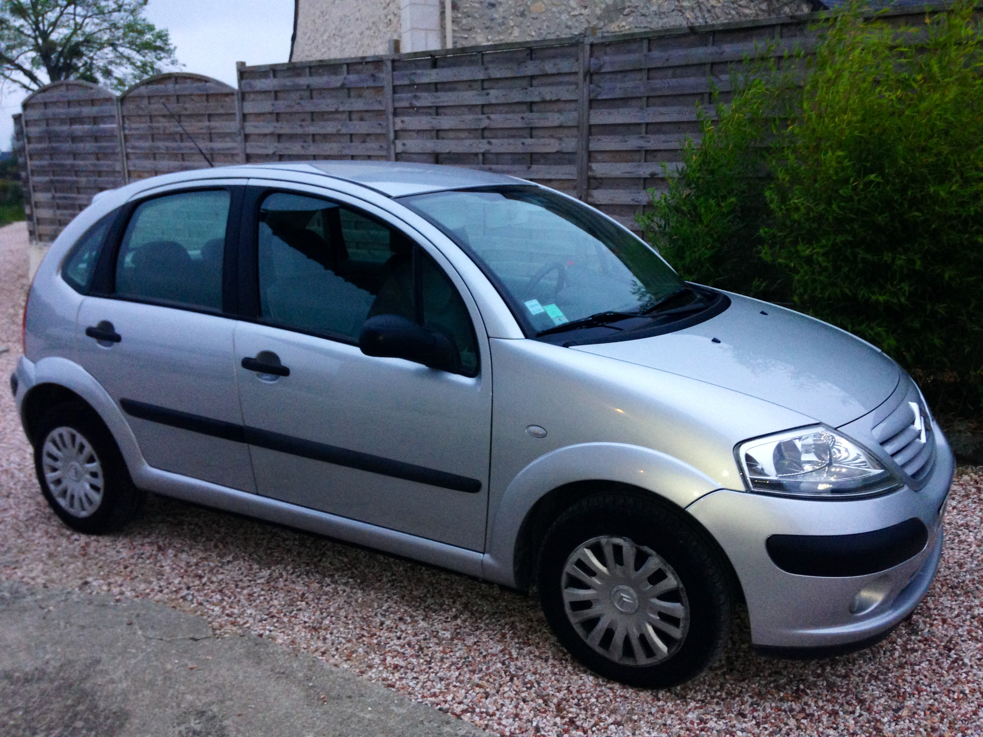 citroën c3, 2003, Essence