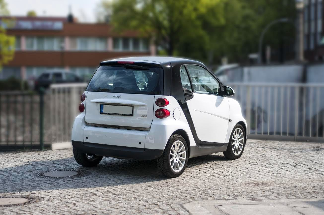 Smart Fortwo Coupé mhd mit CD-Player