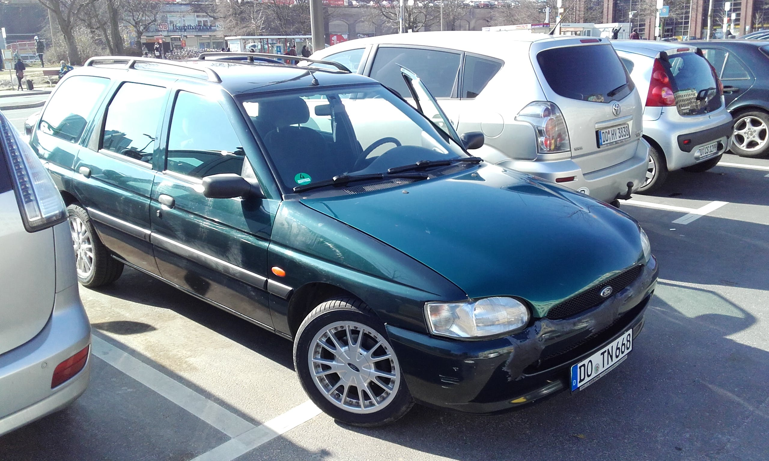 Ford Escort Break Turnier 16V, 1998, Benzin