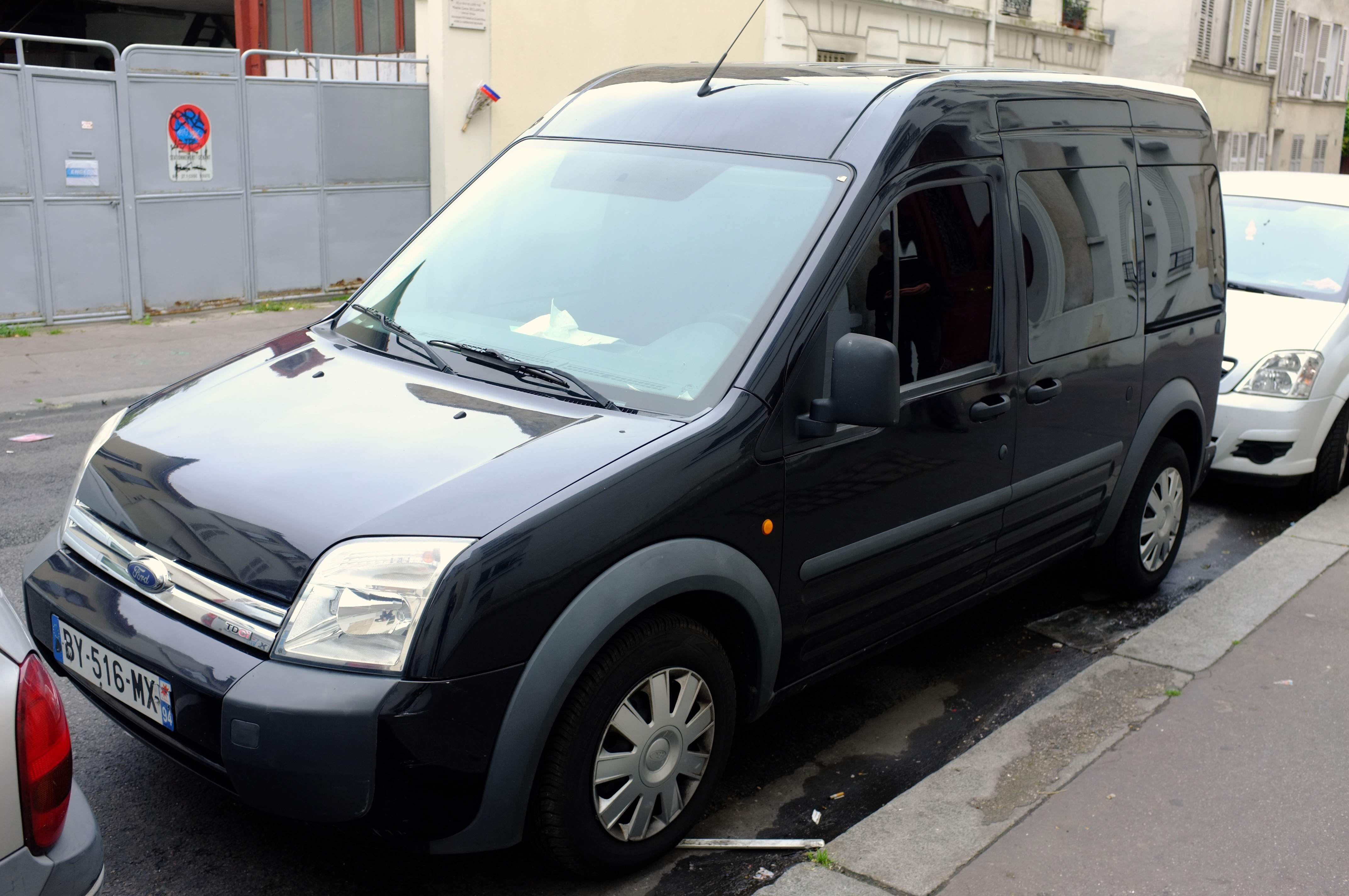 Ford  Tourneo, 2008, Diesel, 8 places