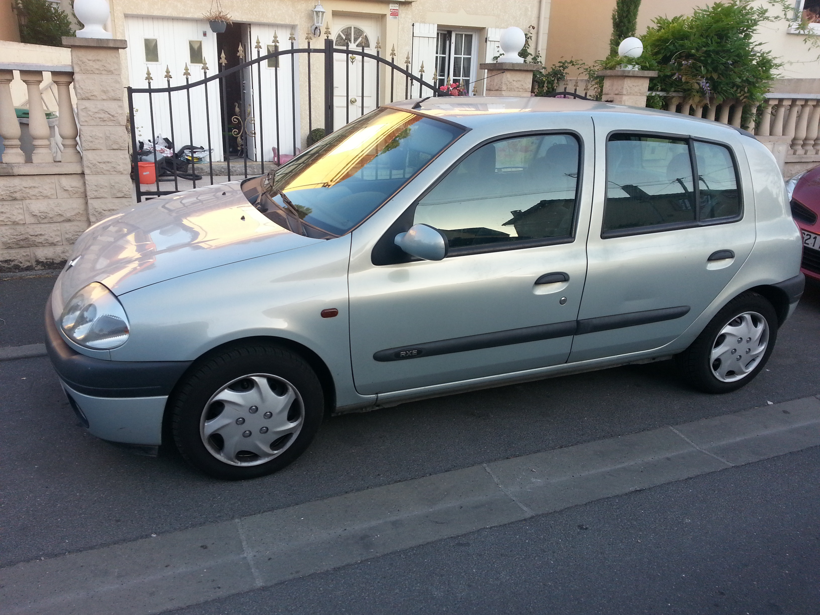 Renault clio 2 phase 1 1l2 essence, 2001, Essence
