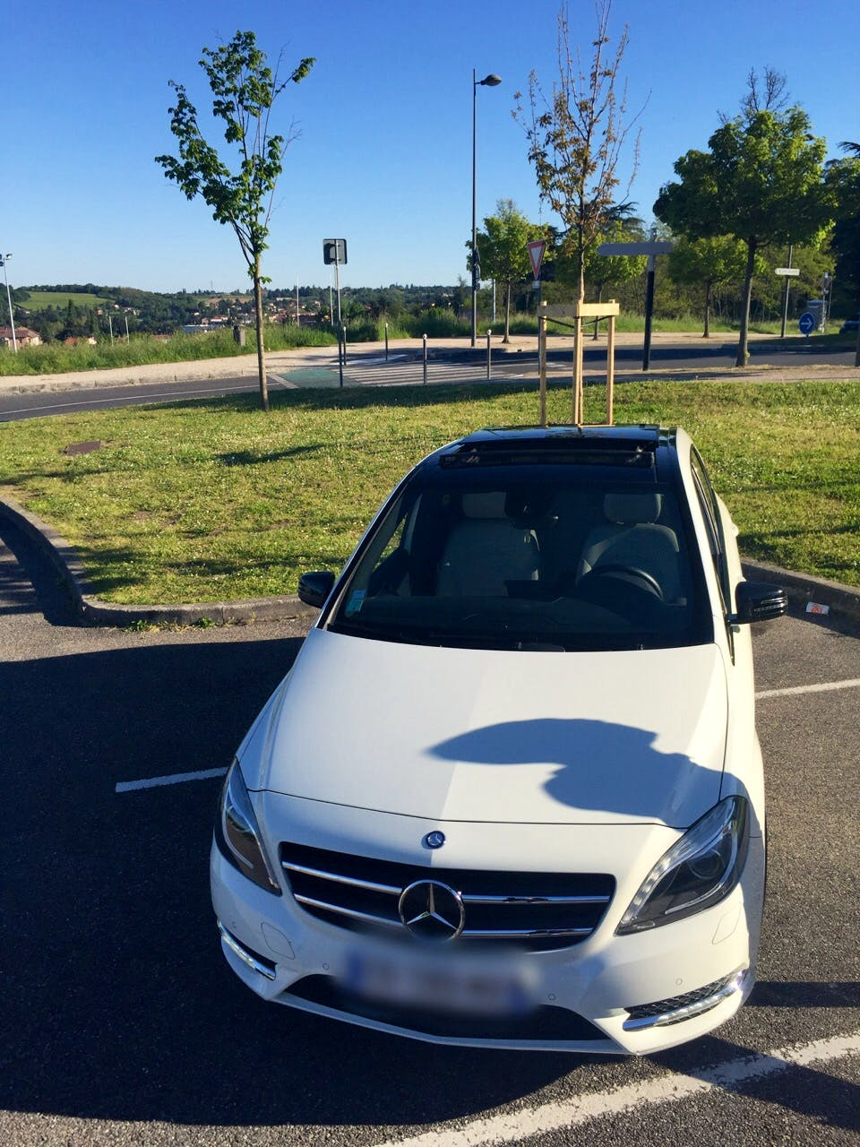 Mercedes Classe B180 cdi auto fascination avec GPS