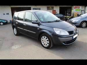 RENAULT SCENIC DCI 7 PLACES, 2006, Diesel, 7 places
