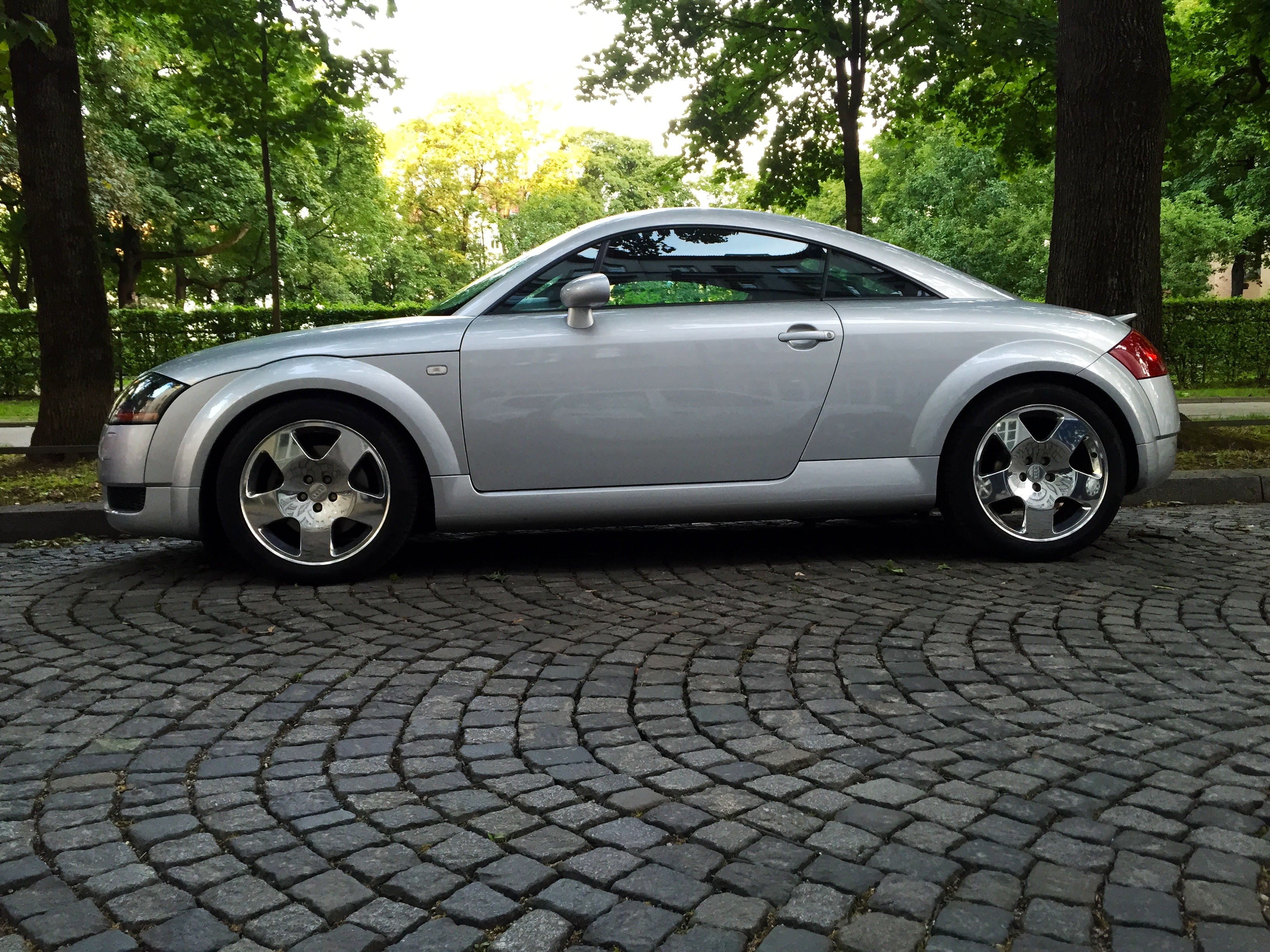 Audi TT Coupé 20V Turbo S-Line