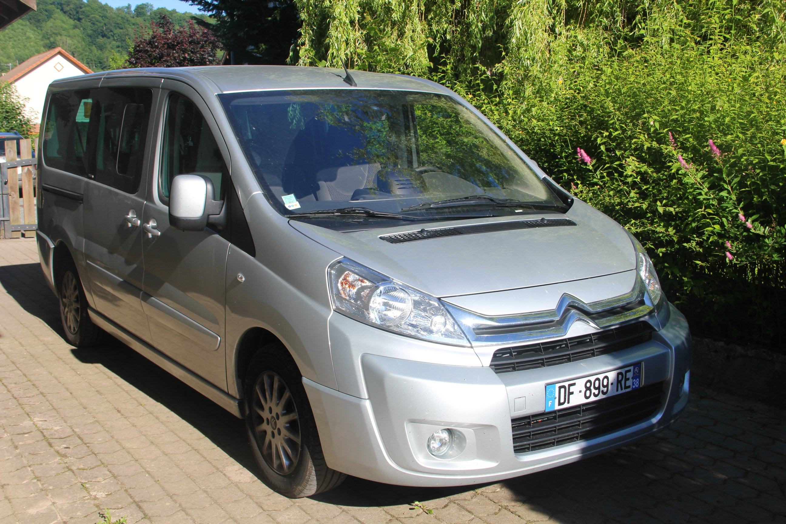 CITROEN JUMPY EXCLUSIVE , 2014, Diesel, 9 places et plus