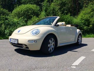 volkswagen new beetle cabriolet 2003 in konstanz. Black Bedroom Furniture Sets. Home Design Ideas
