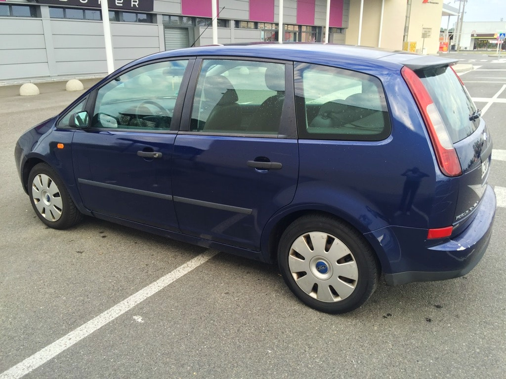 FORD CMAX TDCI 115, 2004, Diesel - Familiale Toulouse (31)