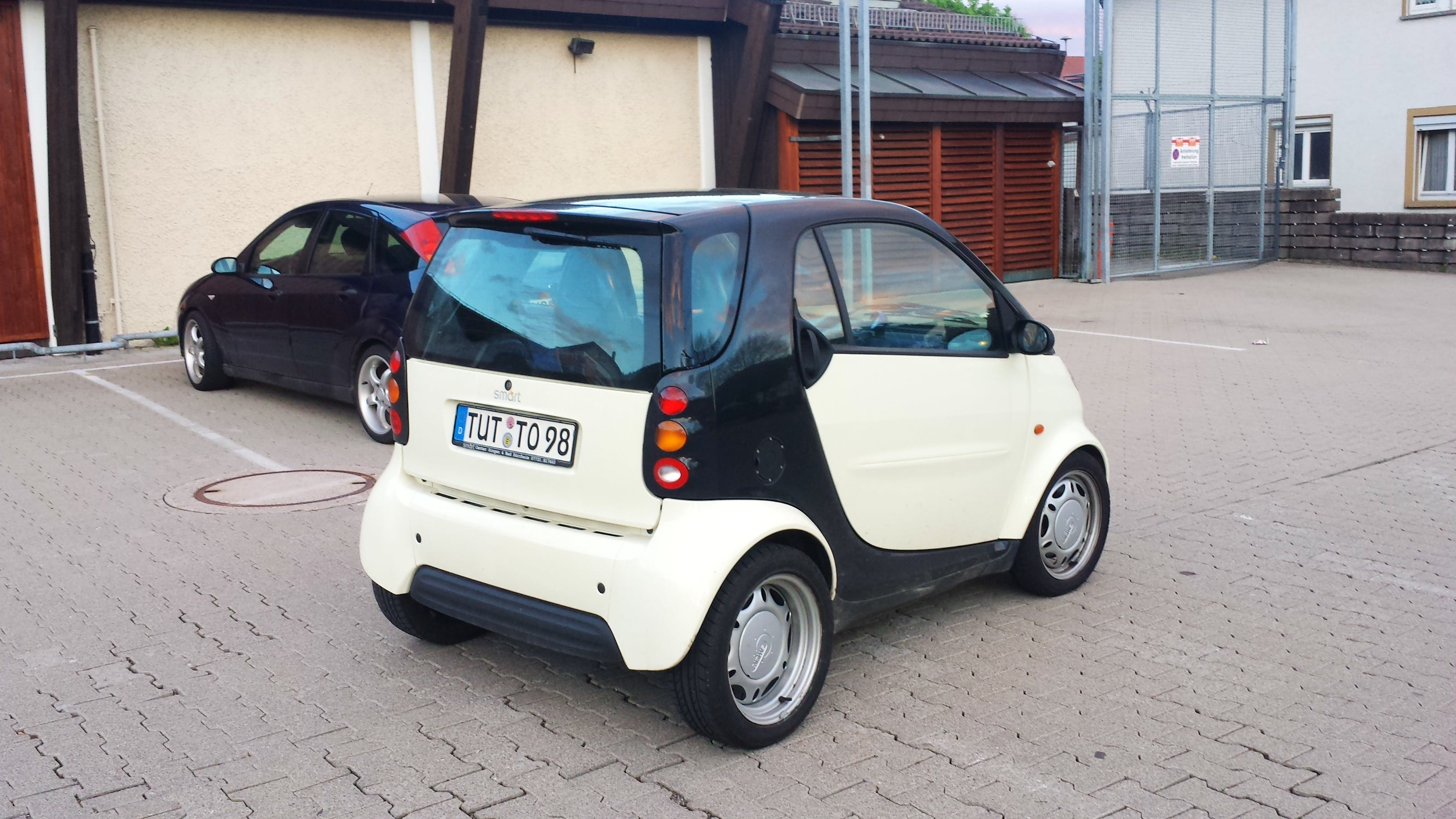 Smart For TWO mit Klimaanlage/AC