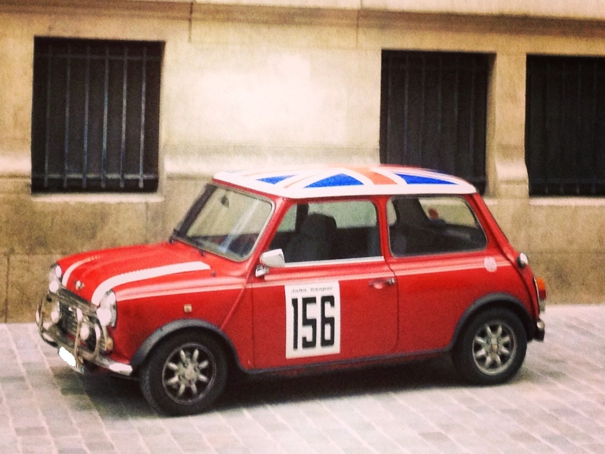 Mini Austin, 1988, Essence - Collection Paris (75)