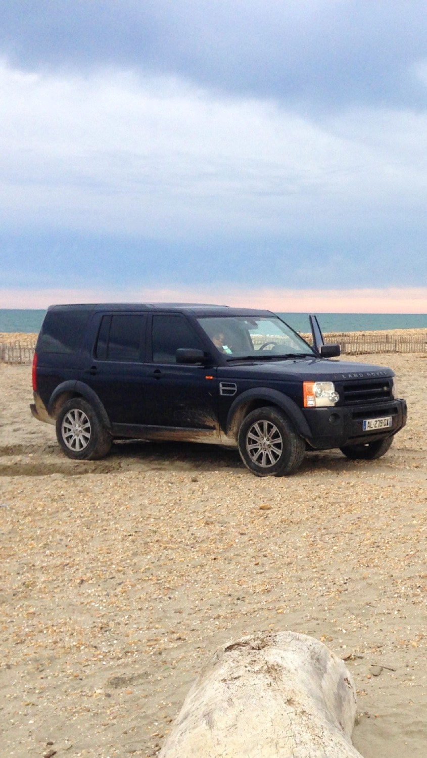 Land-Rover Discovery 3 HSE, 2008, Diesel, automatique