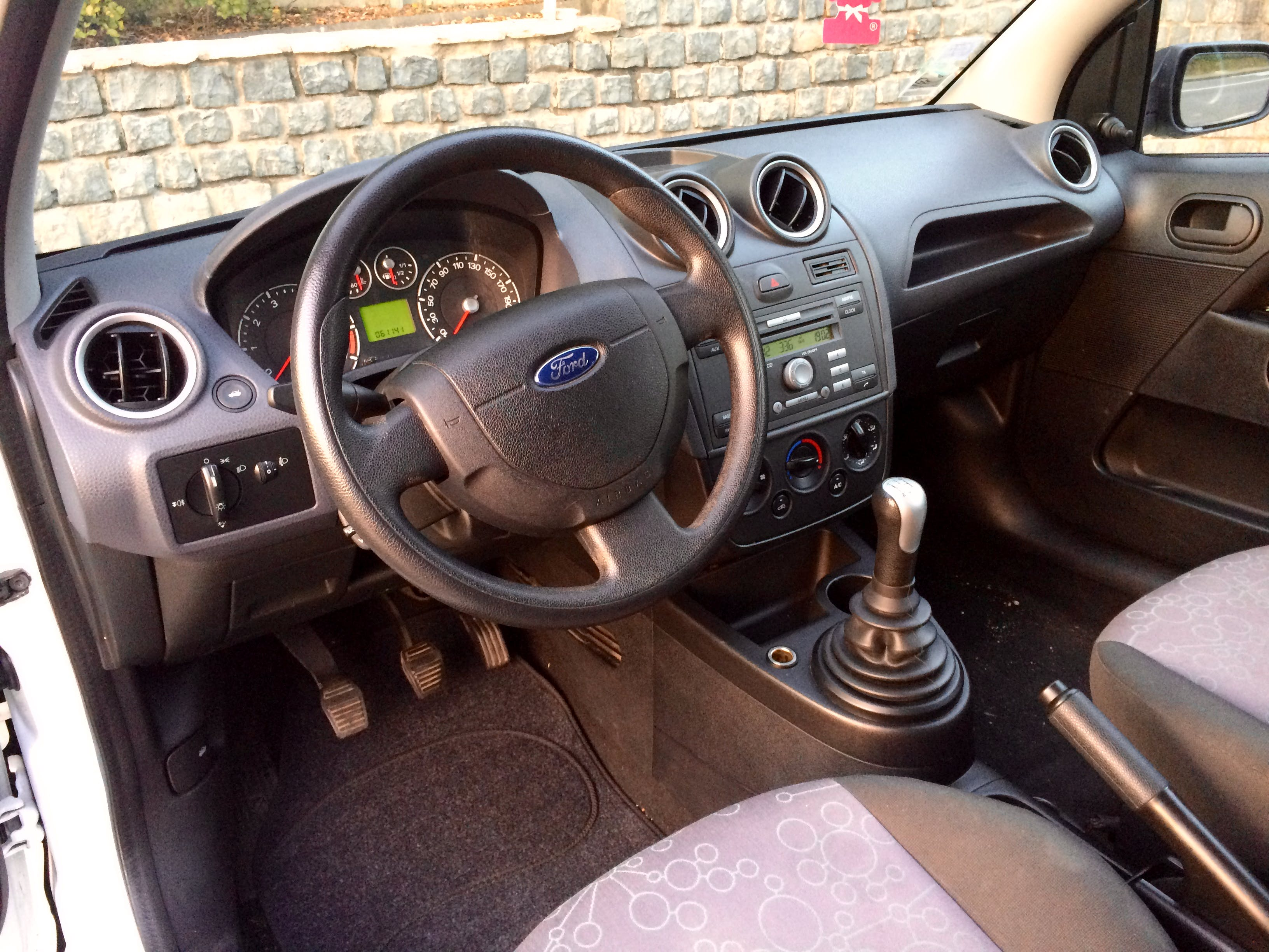 Ford Ford Fiesta avec Climatisation