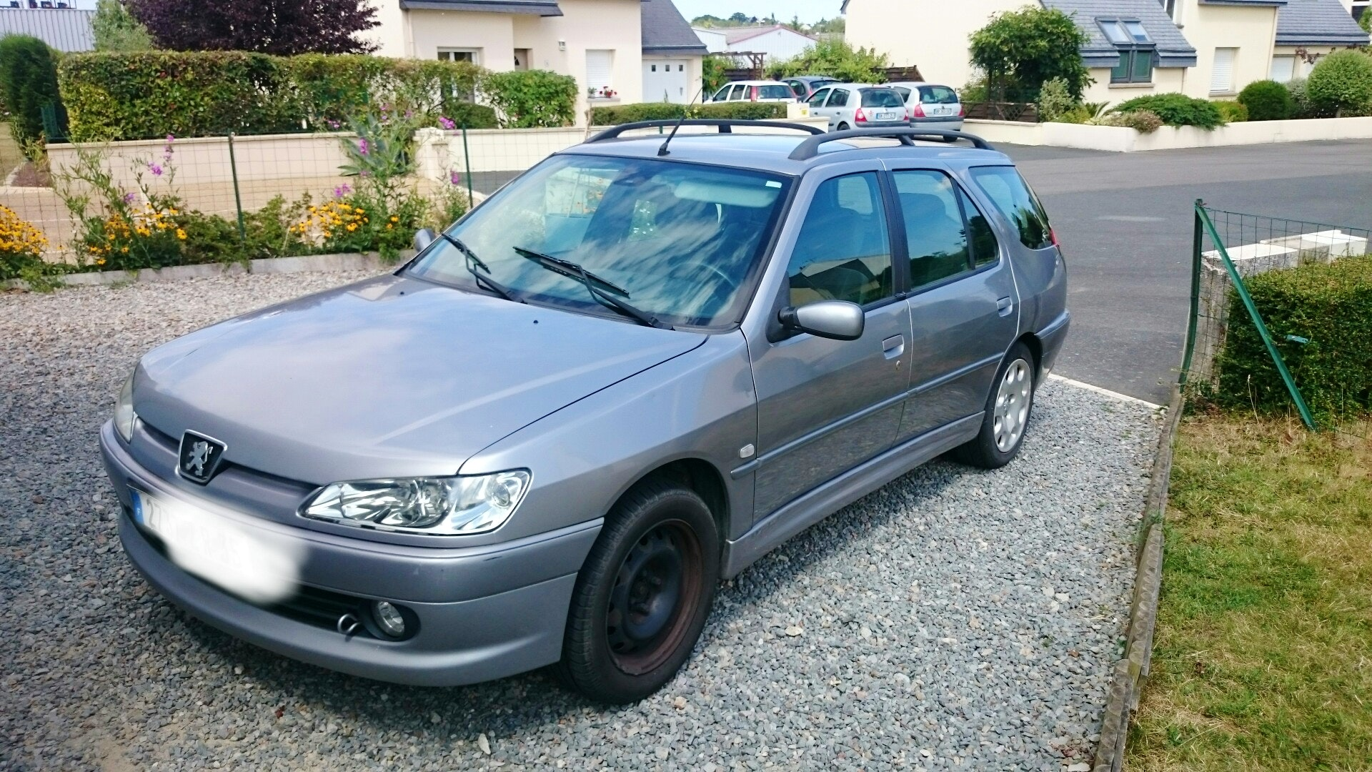 Peugeot 306 break, 2001, Diesel - Berline Janzé (35)