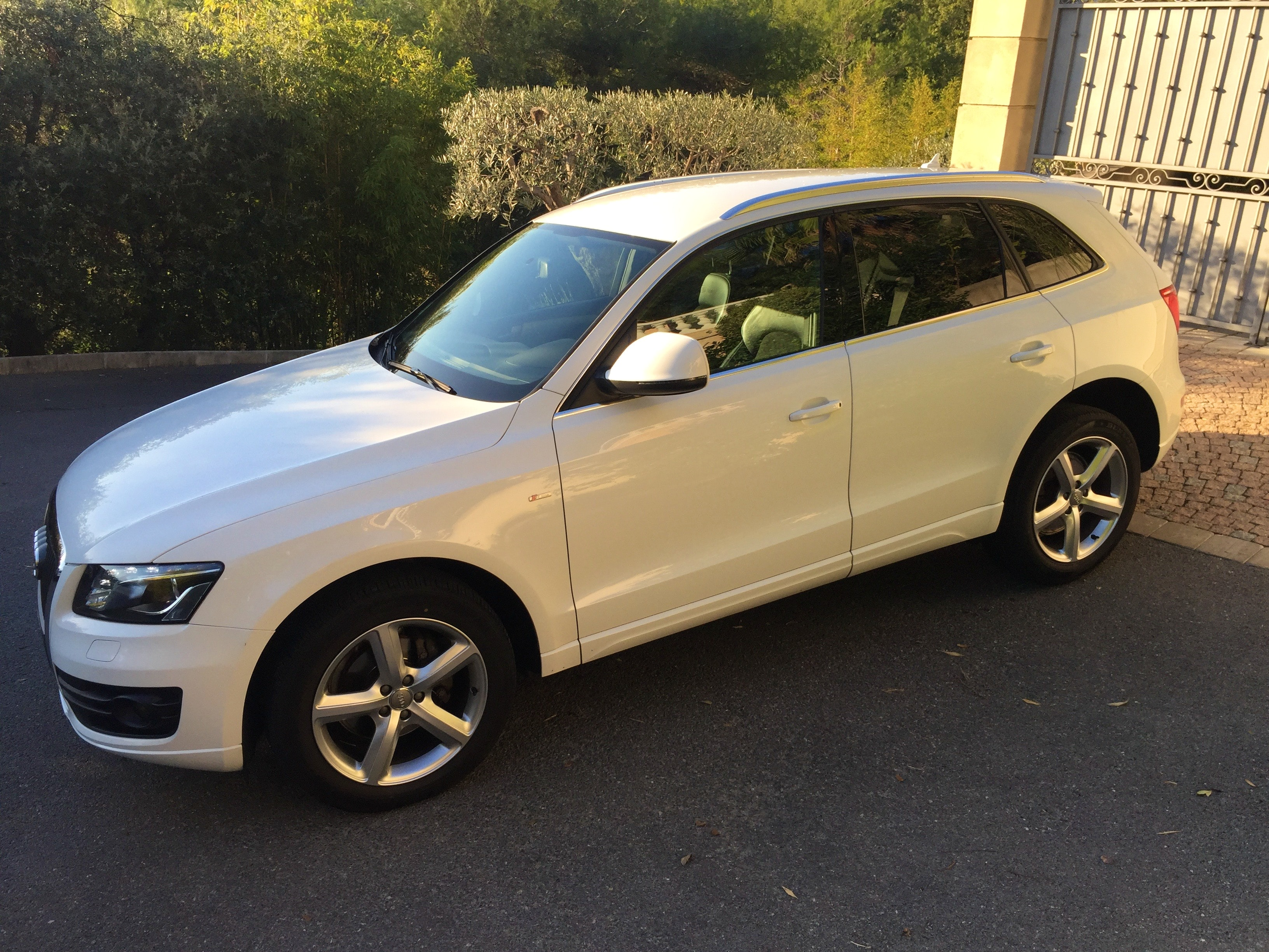 AUDI Q5 QUATRO FULL OPTION S LINE, 2011, Diesel, automatique - SUV Cannes (06)