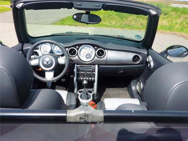 Mini Cooper S  Cabrio mit CD-Player