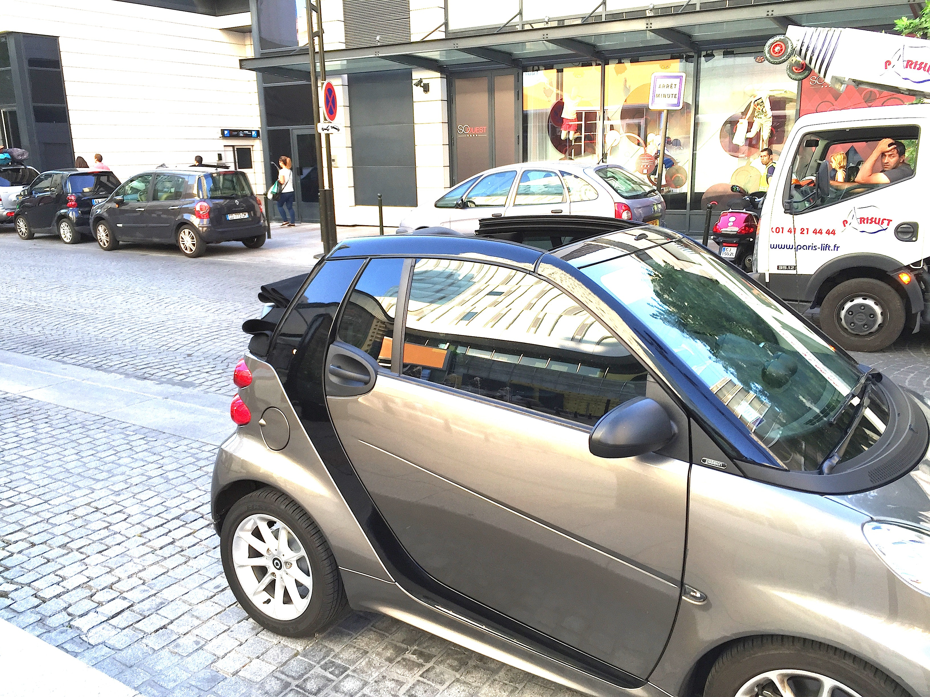 Smart fortwo, 2012, Essence, automatique