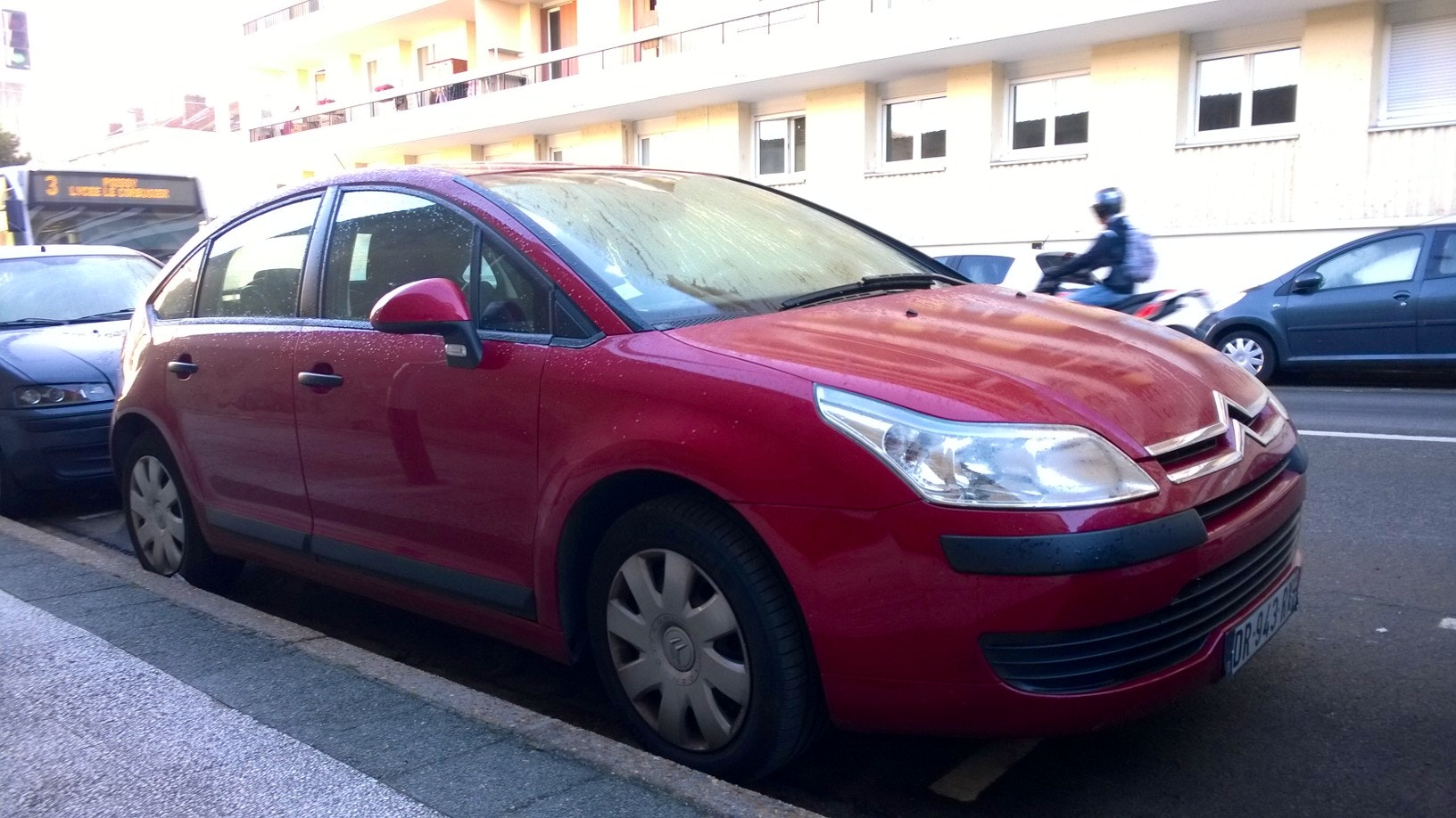 Citroen C4, 2008, Diesel - Berline Poissy (78)