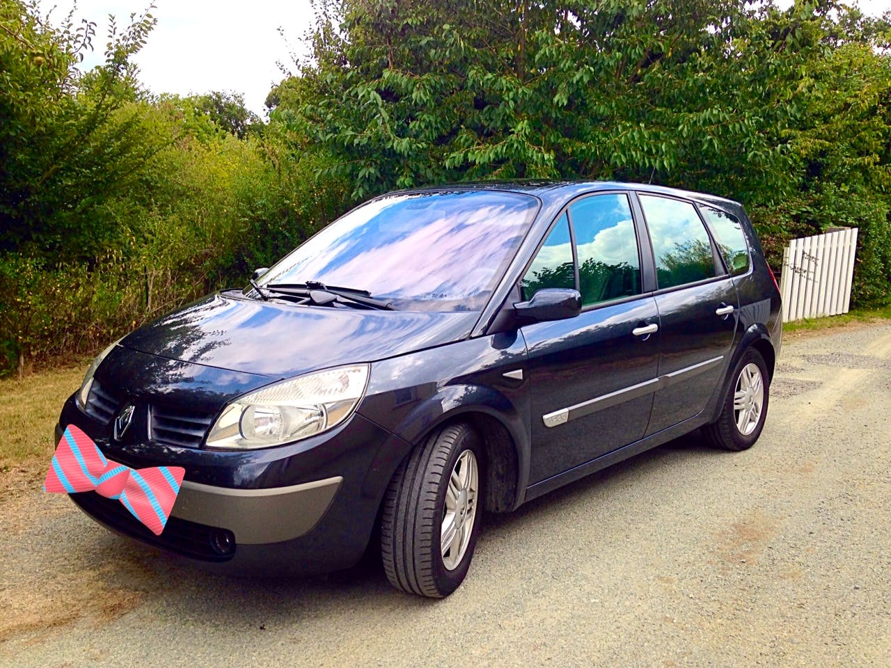Renault Grand scenic luxe, 2005, Diesel, 7 places
