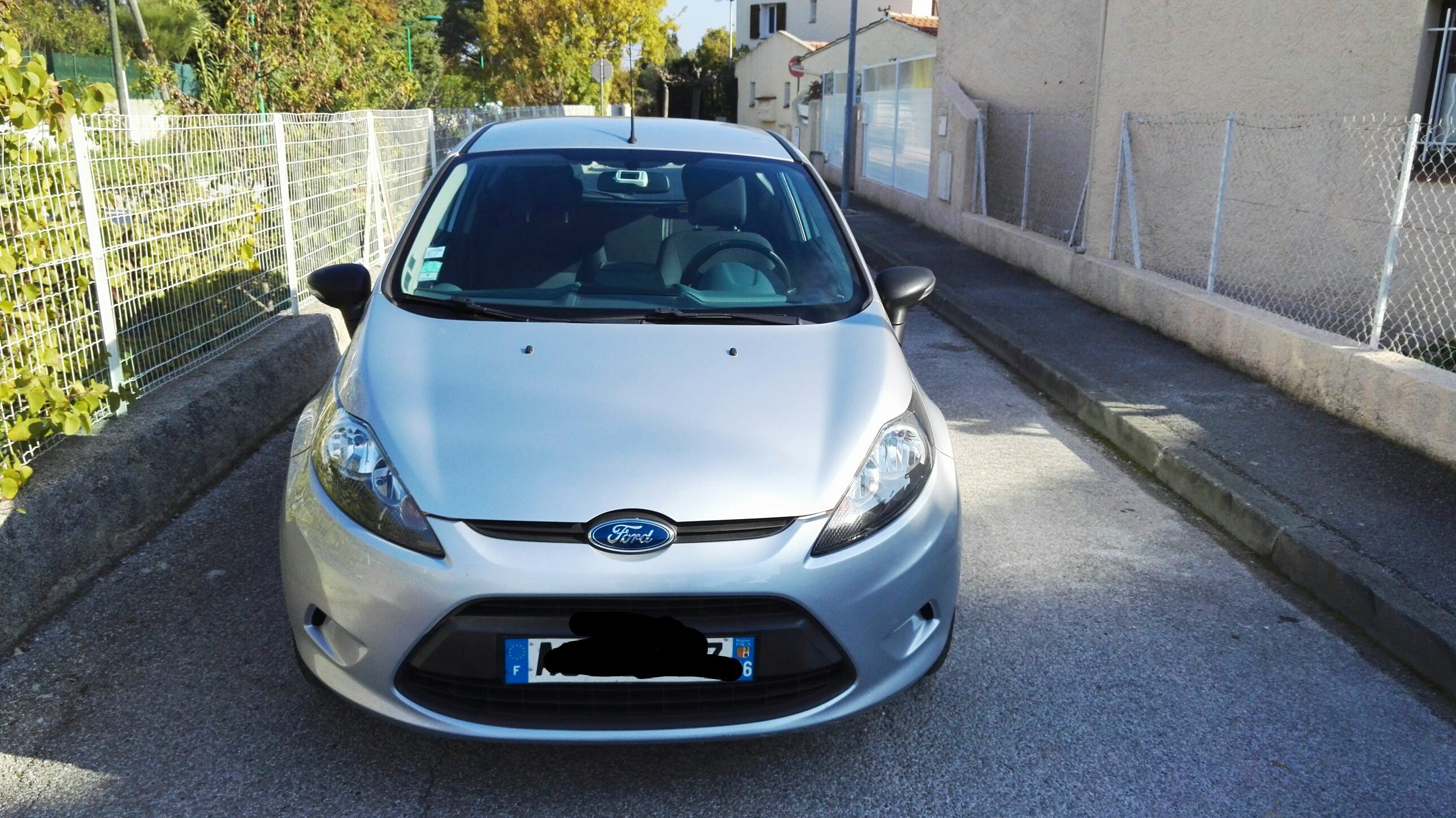 Ford Fiesta avec Climatisation