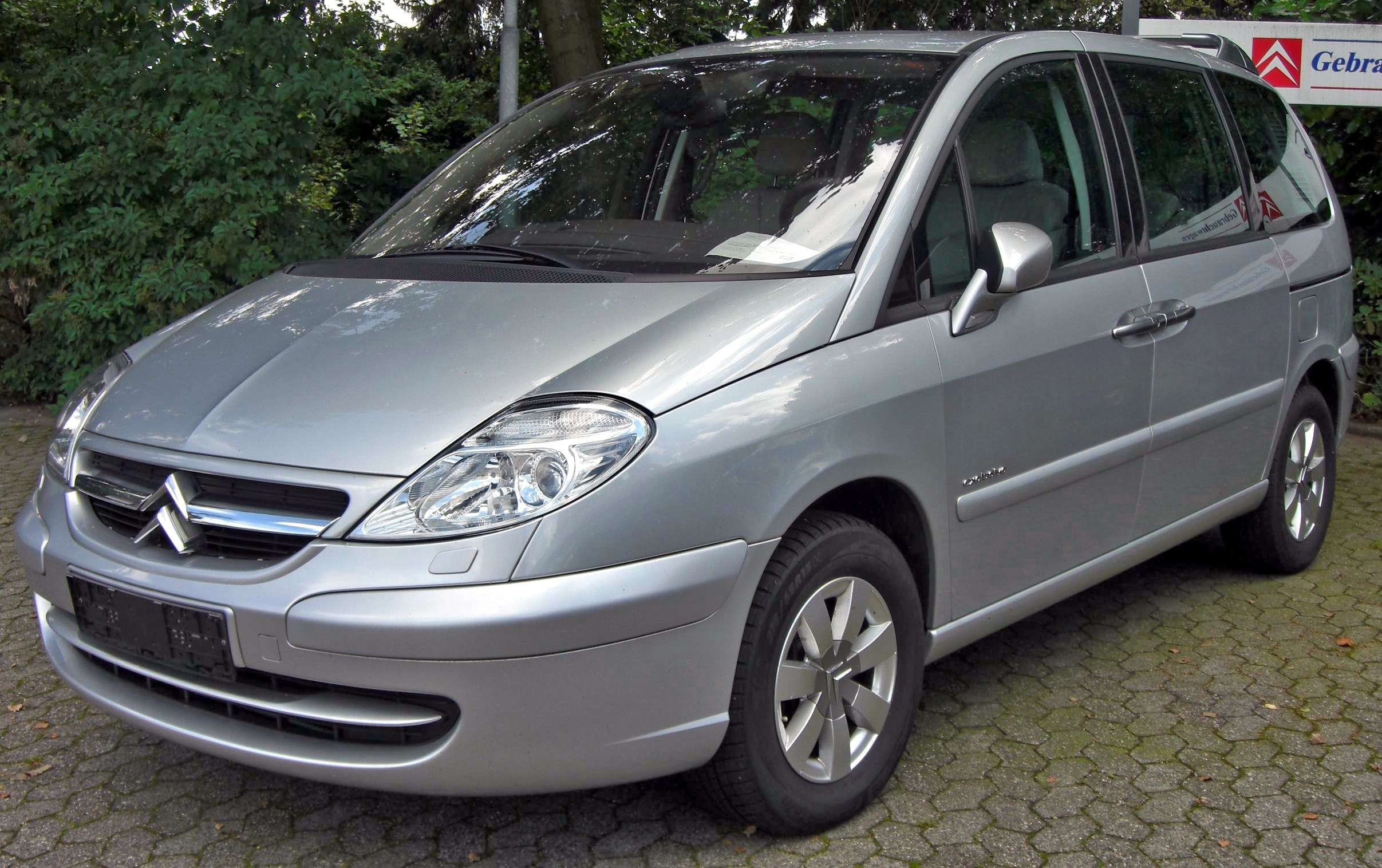 Citroen c8, 2003, Diesel, 7 places