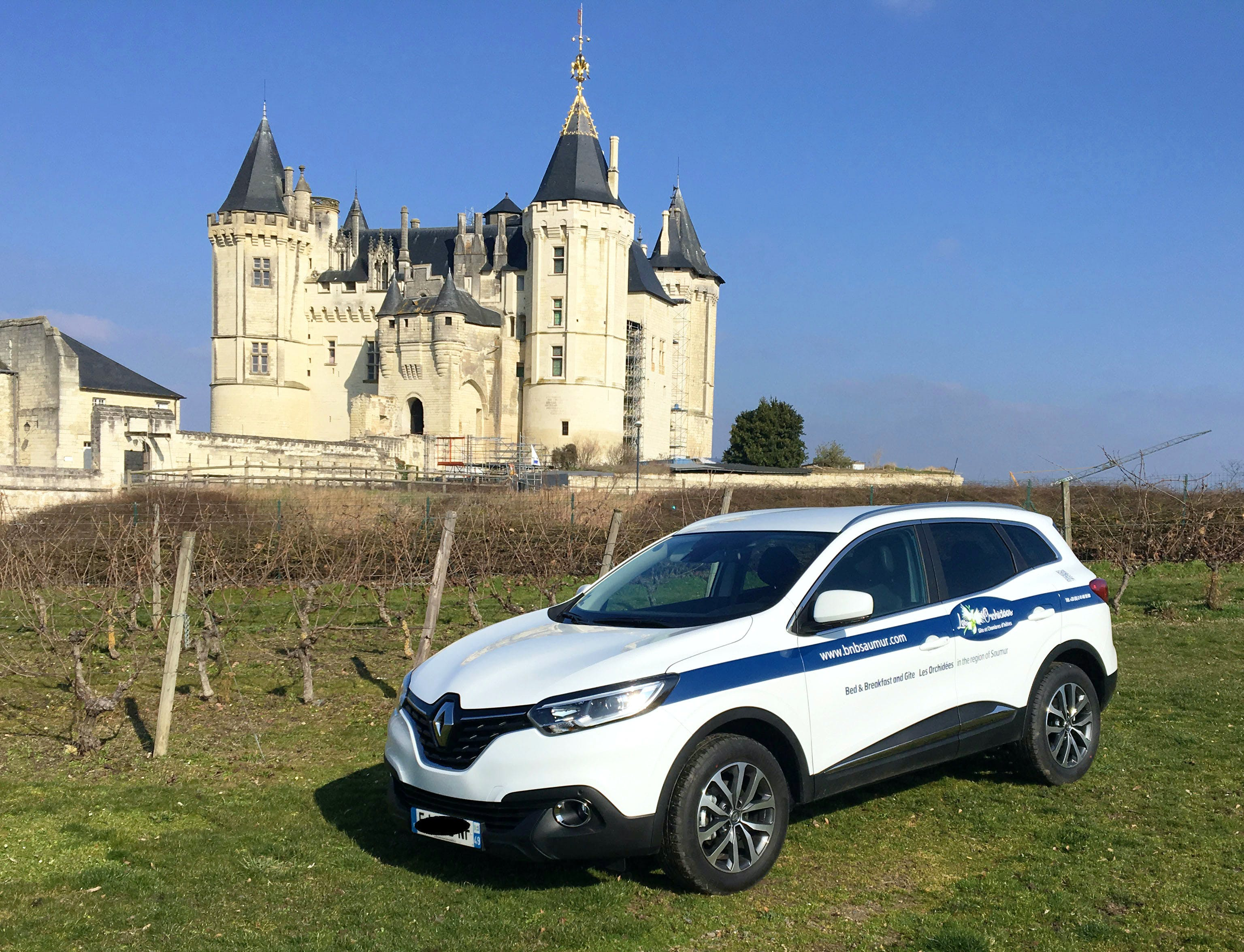 Renault Kadjar BUSINESS ENERGY DCI 110 ECO2, 2017, Diesel