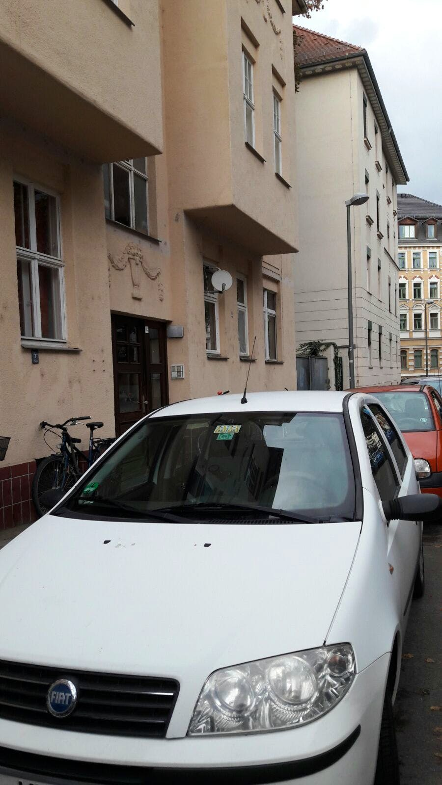 Fiat Punto 1.2 8V natural power mit Klimaanlage/AC