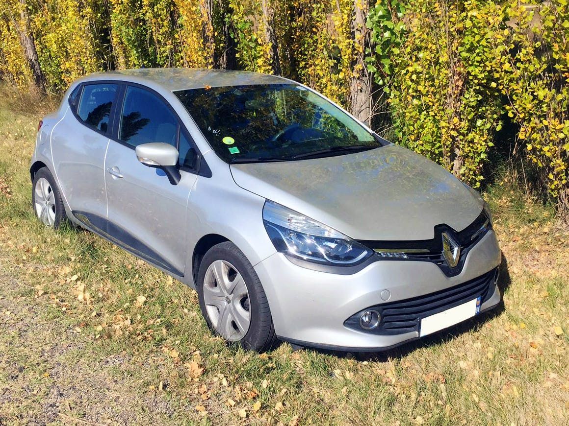 Renault Clio IV Energy 90ch Clim GPS MRS, 2015, Diesel