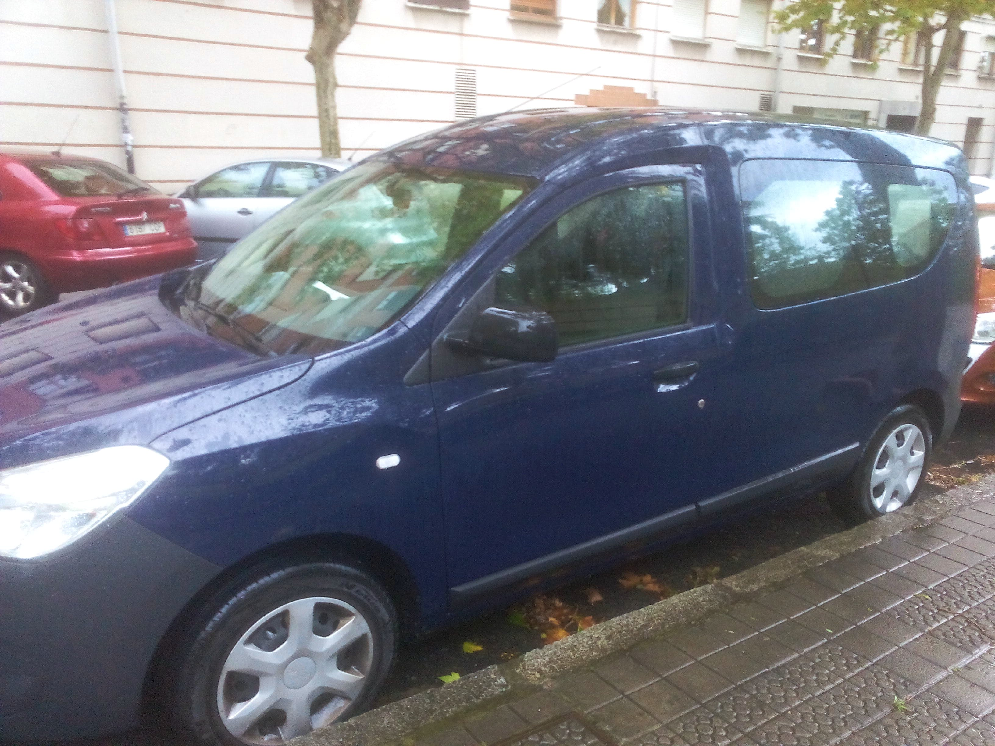 Dacia Dokker 1.5DCI Ambiance 90 4p, 2016, Diésel
