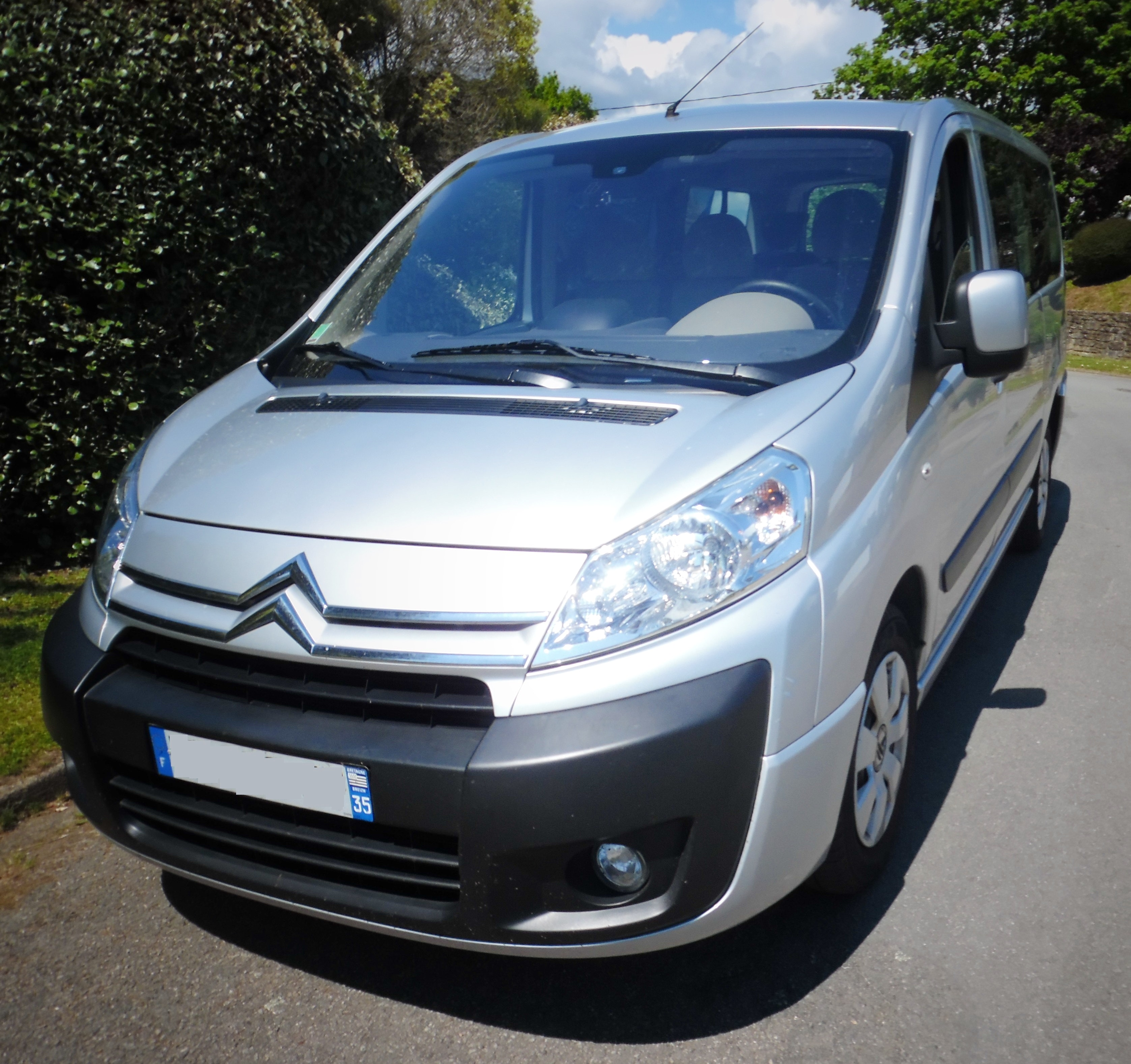 Citroen Jumpy LH1 128cv 8/9pl (p), 2011, Diesel, 9 places et plus