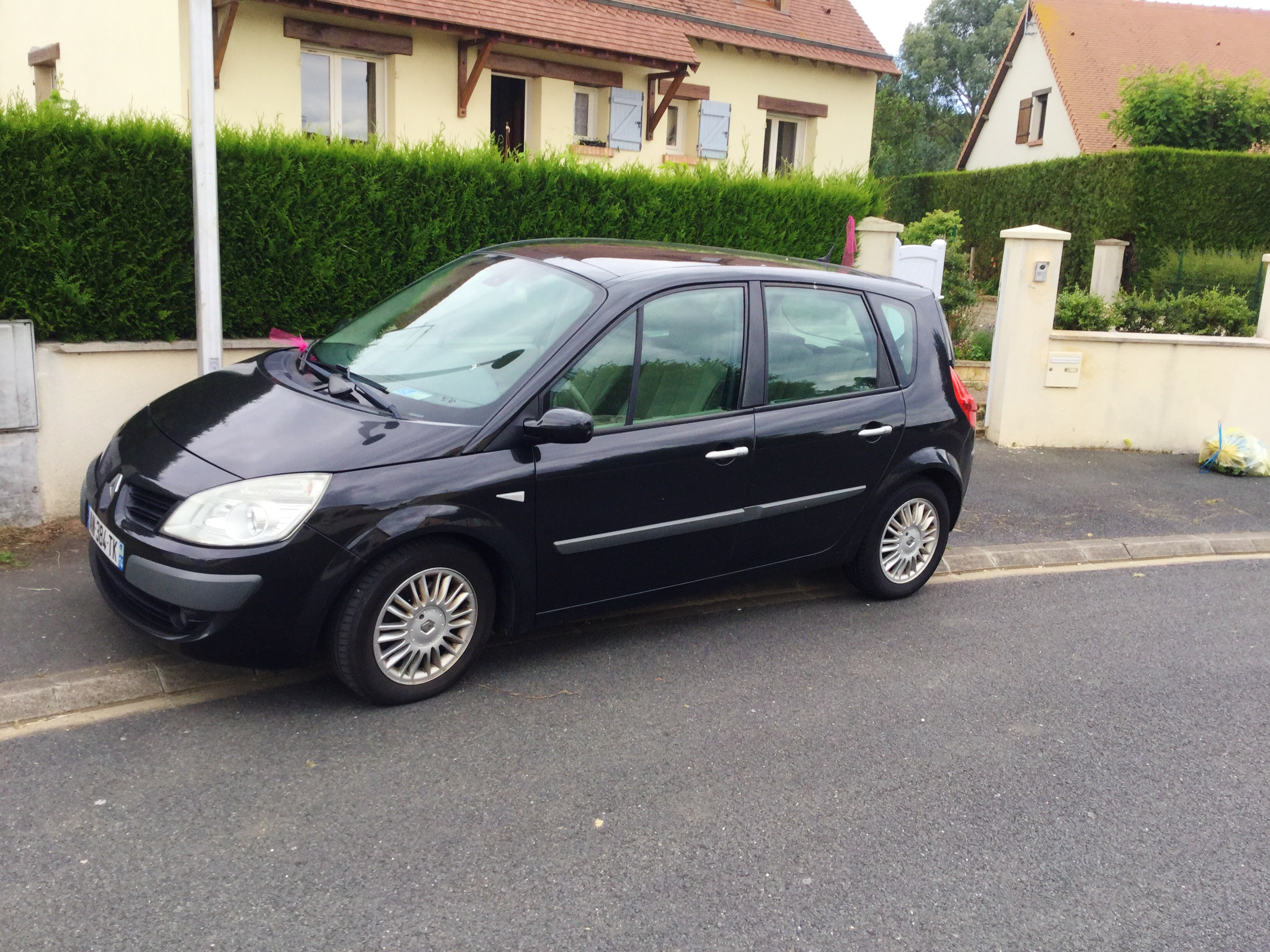 Renault Scénic 2 DCI luxe Bose, 2009, Diesel - Familiale Caen (14)