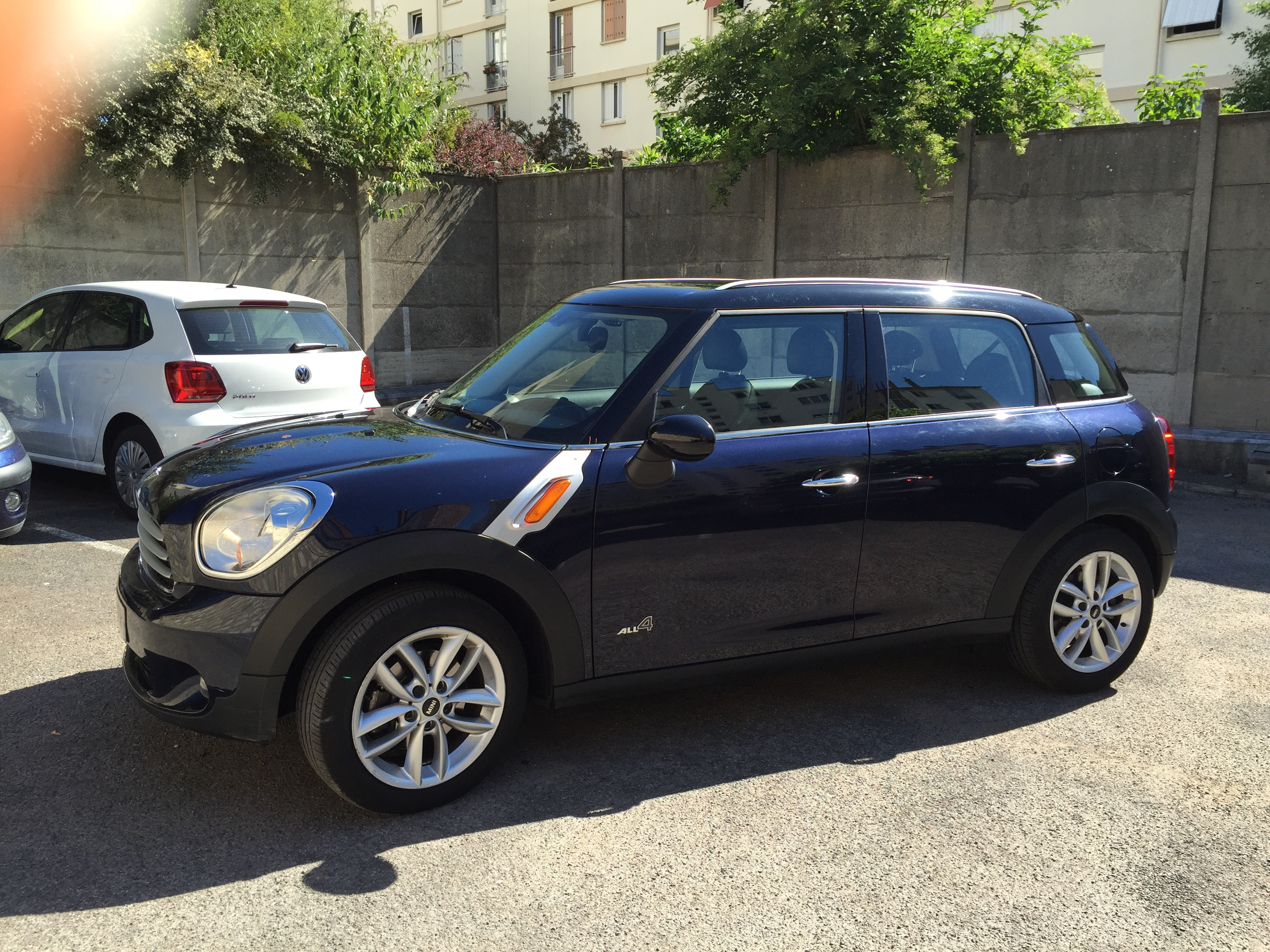 Mini Countryman , 2012, Diesel, automatique