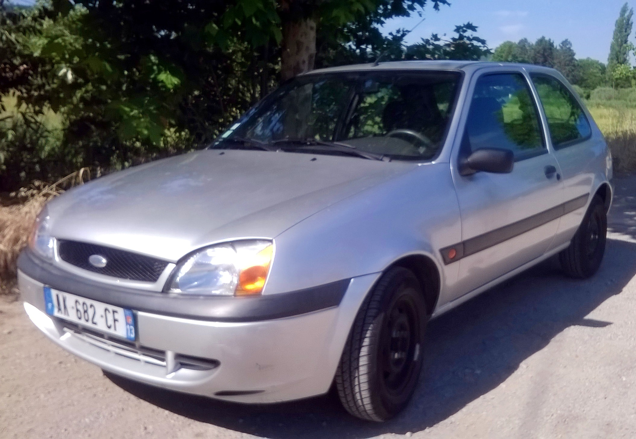 Ford Fiesta, 2001, Essence - Berline Marseille (13)