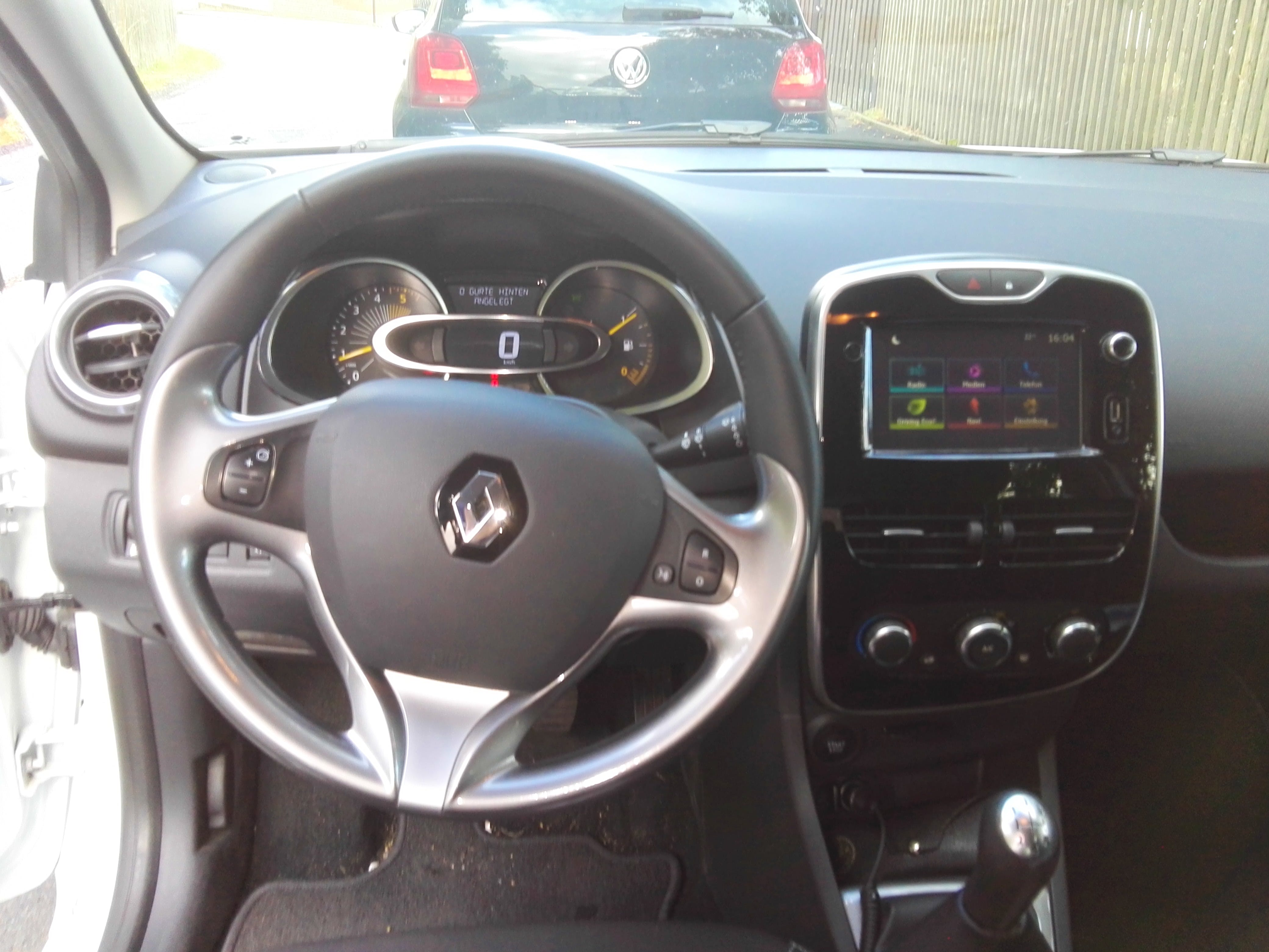 Renault Clio Energy dCi 90 Start & Stop Limited mit Navigationsgerät