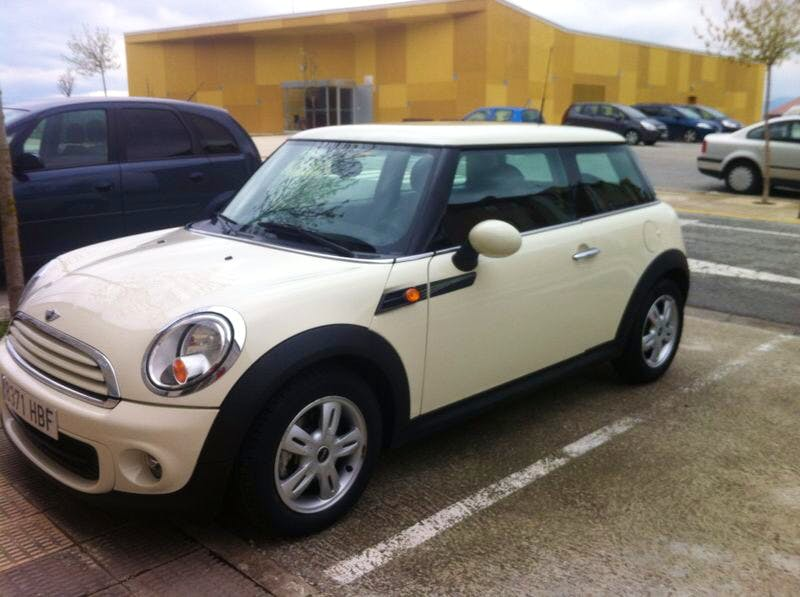 Mini One 1.6, 2011, Gasolina