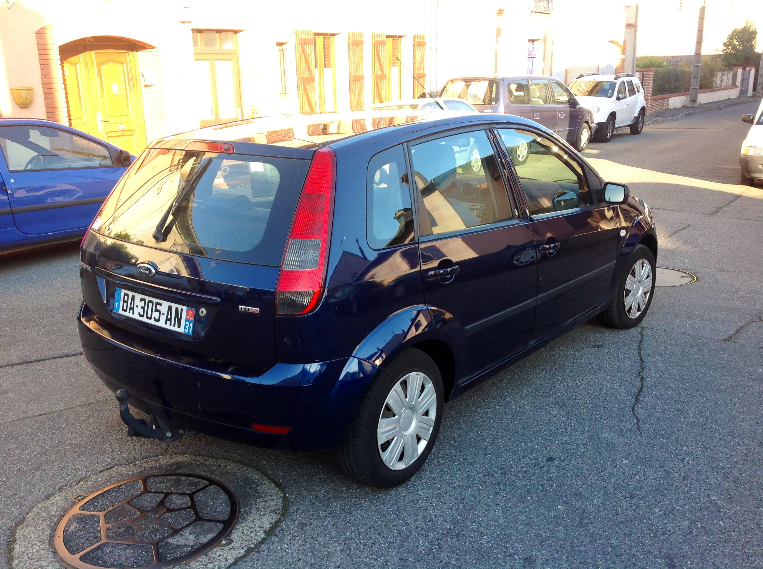 Ford Fiesta 1.4 tdci avec Climatisation