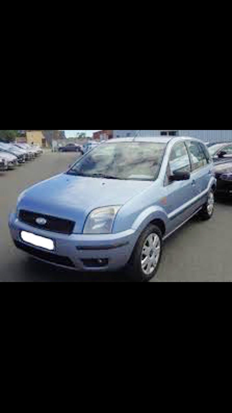 Ford Fusion 1.5, 2005, Diesel