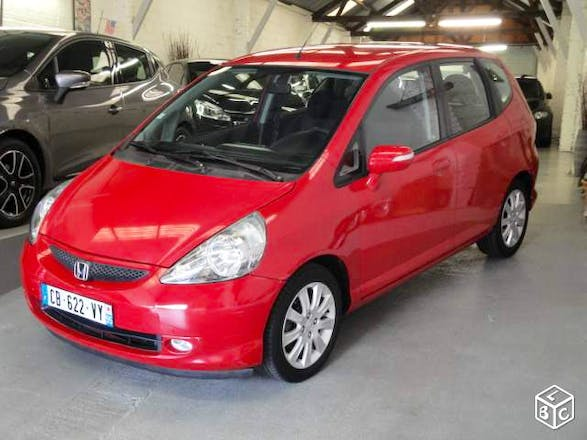 location honda jazz 2006 automatique cachan 10 avenue du pont royal