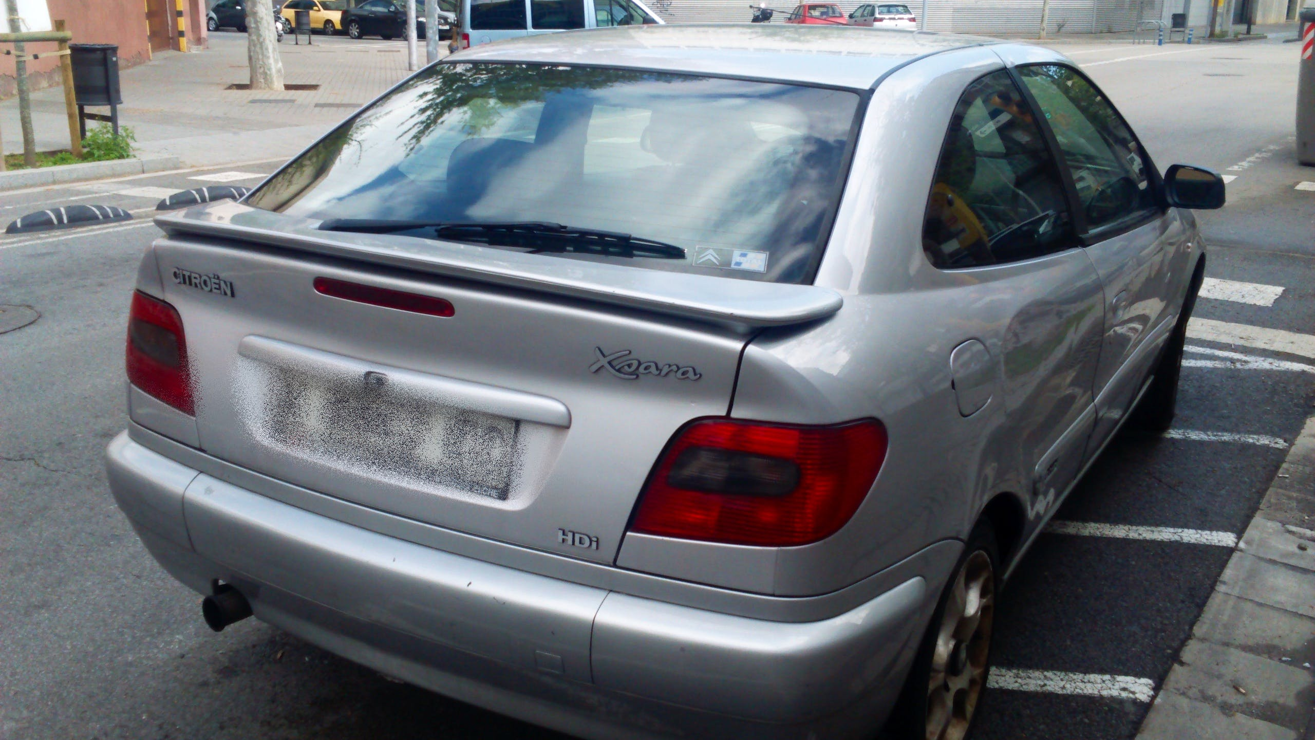 Citroen Xsara Coupé