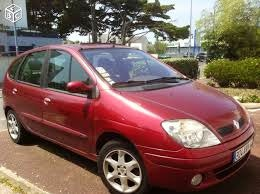 Renault Scenic confort expression dci, 2004, Diesel
