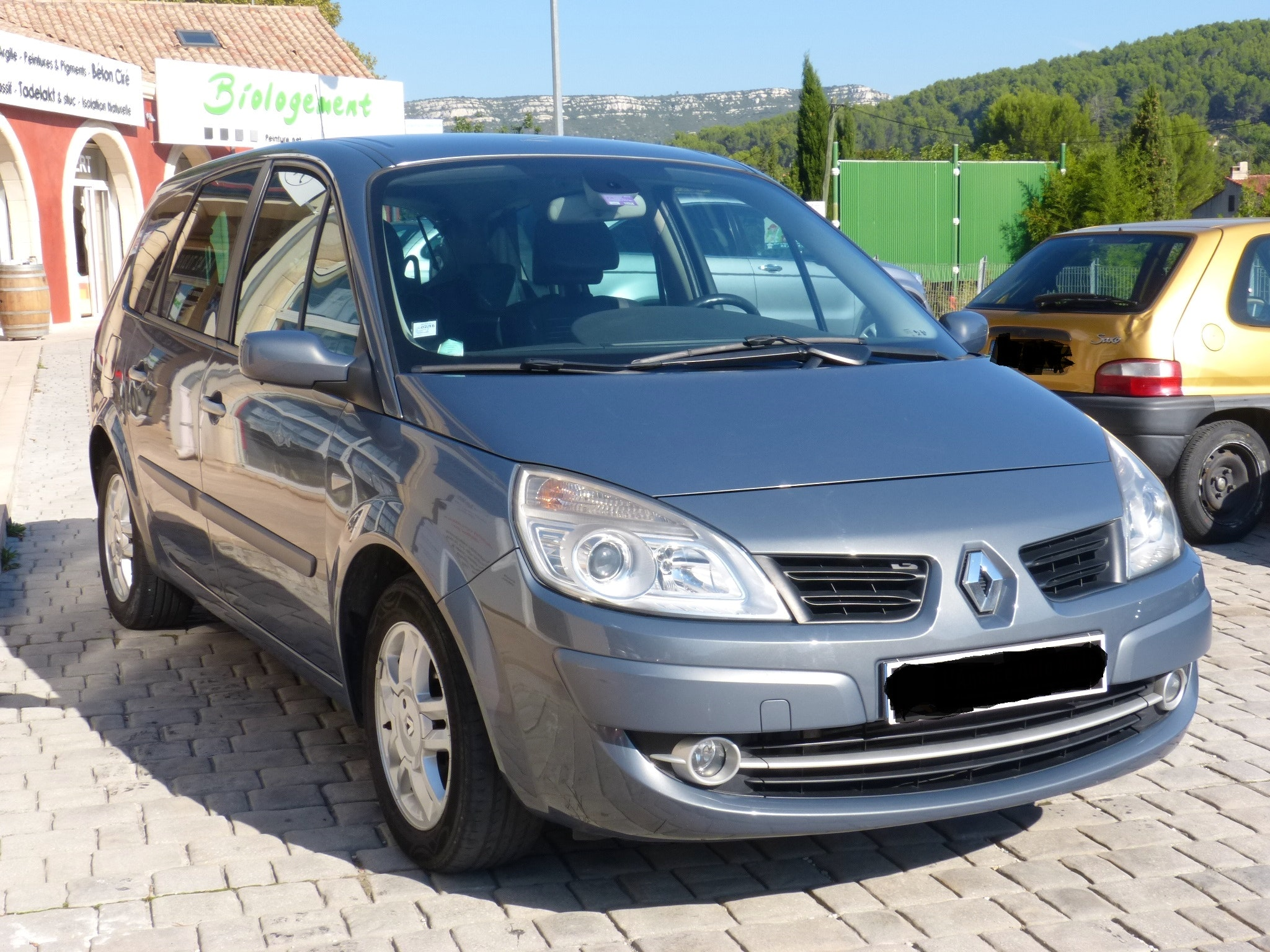 Renault Grand Scénic 2 1.9 DCI 130 EXCEPTION, 2007, Diesel, 7 places