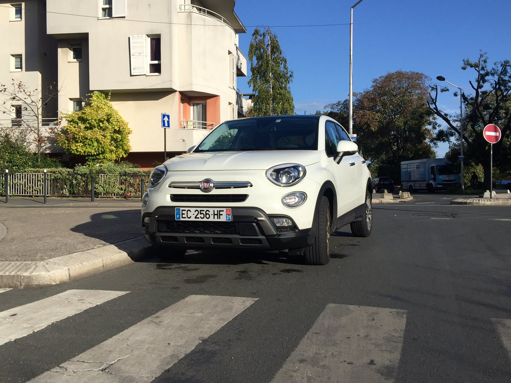 Fiat 500 X Cross Cross Plus 1.4 Multiair 140ch avec GPS