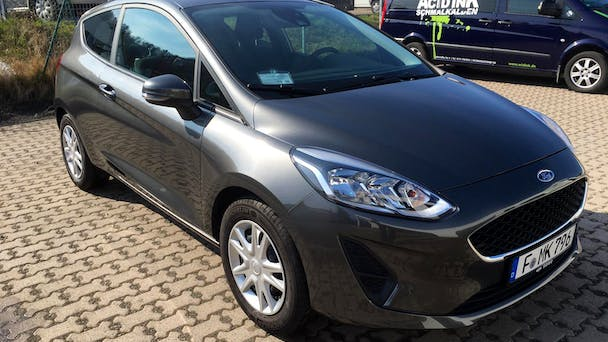 Ford Fiesta 1.1 Cool&Connect, 2018, Benzin