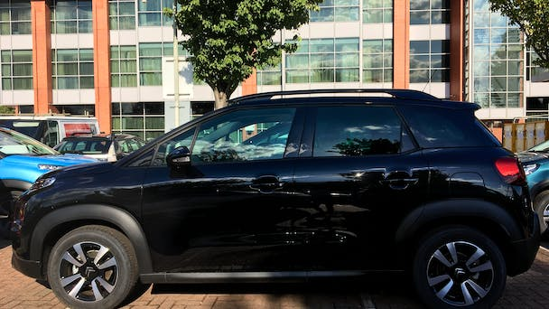 Citroen C3 Aircross LEF with Air conditioning