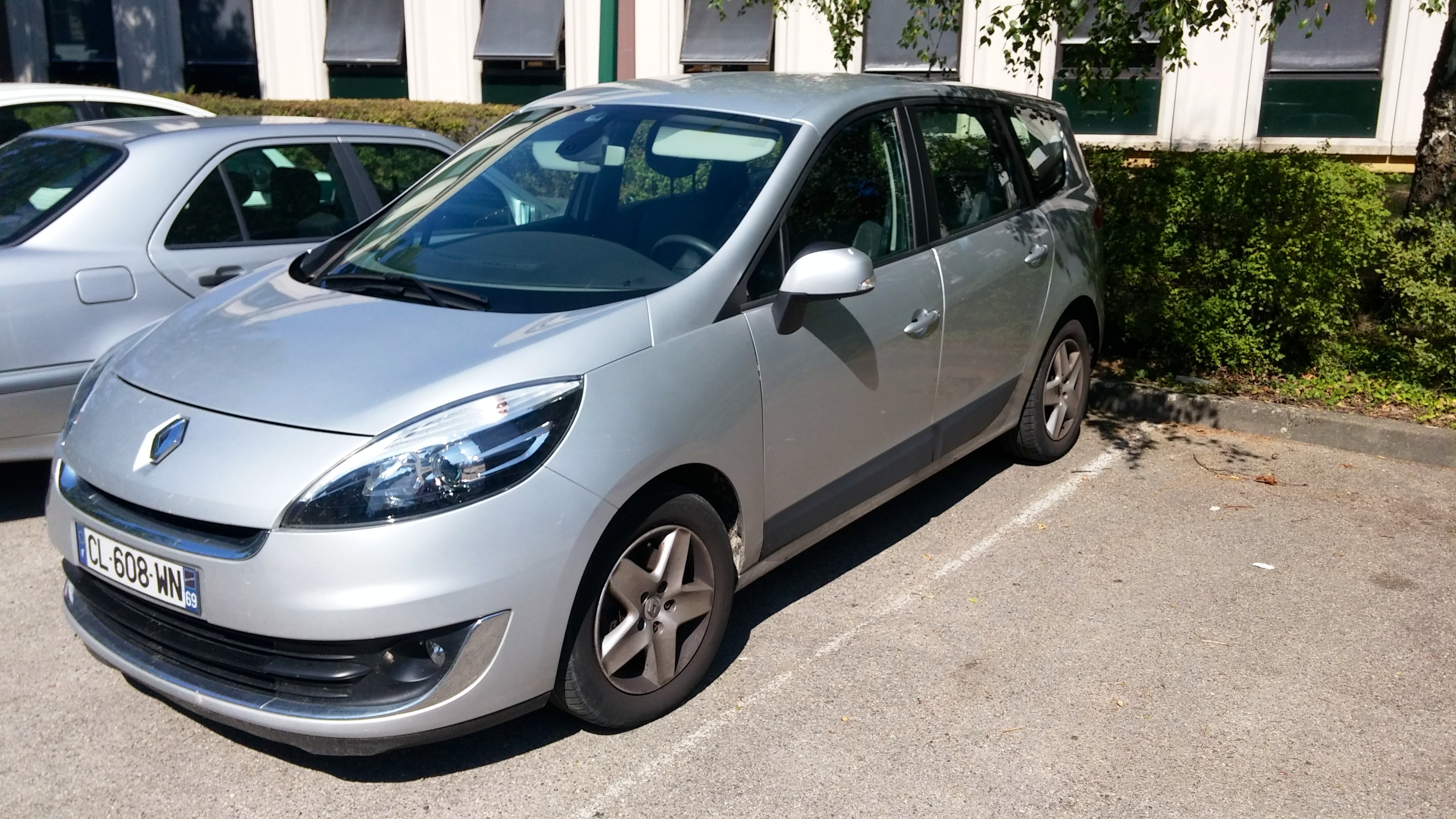 Renault Grand Scenic 3 - 7 places, 2013, Diesel, 7 places
