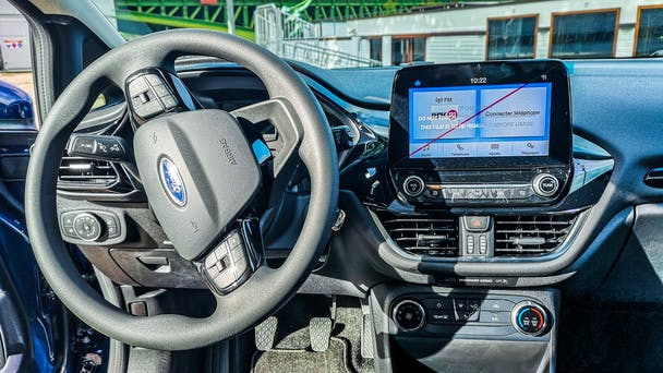 Ford Fiesta 2019, Sportive, Familiale 85cv COOL & CONNECT avec Climatisation