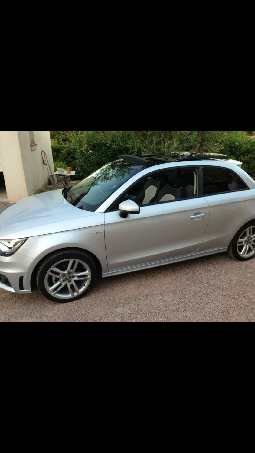 Audi A1 Ambition Luxe 143, 2012, Diesel