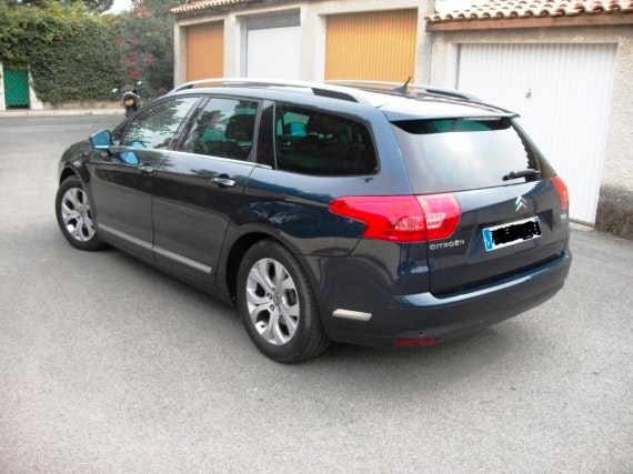 citroen c5 tourer 2, 2010, Diesel - Berline Angers (49)
