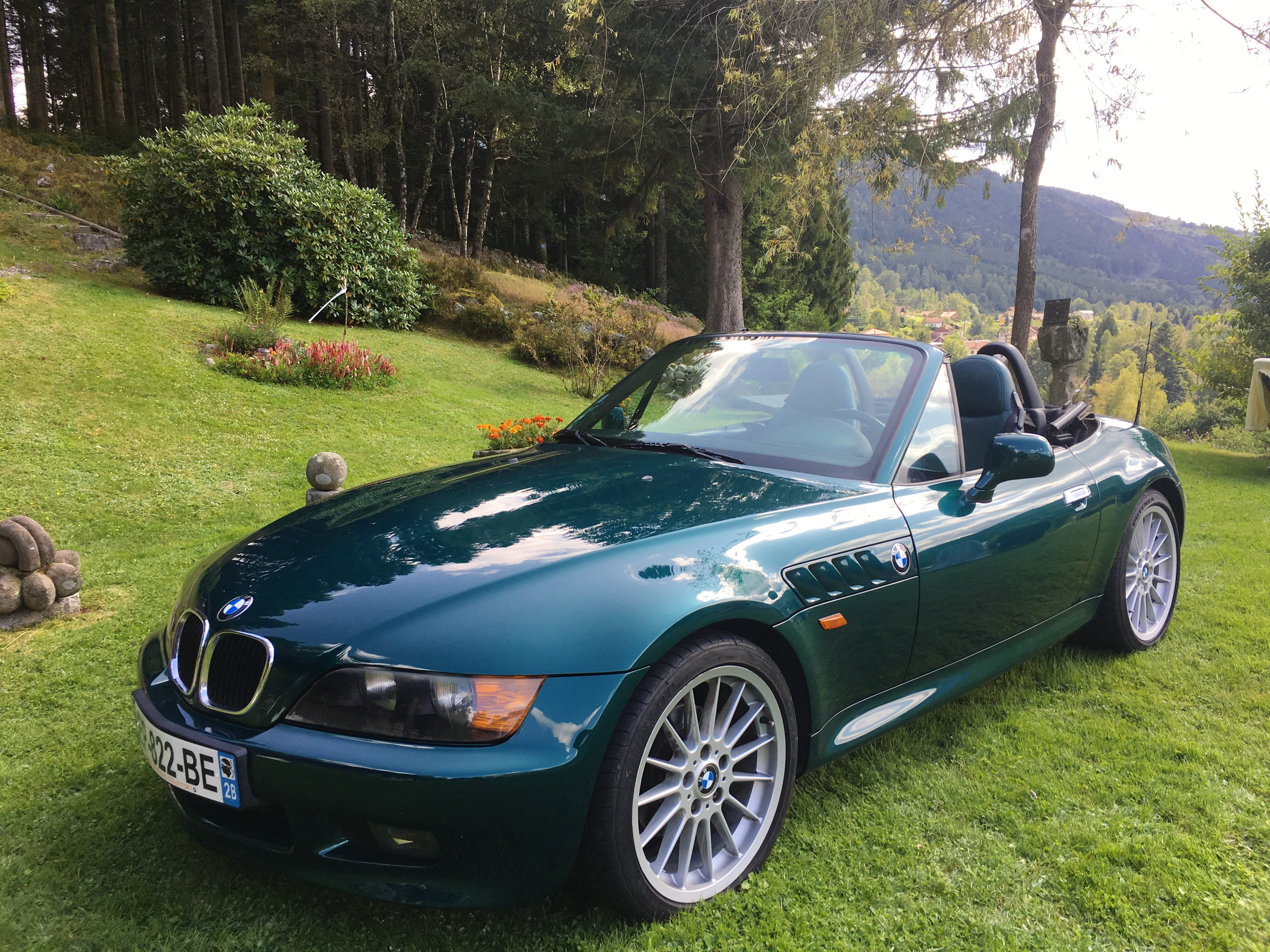 BMW Z3 Cabriolet, 1999, Essence